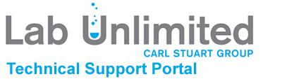 Lab Unlimited Technical Support Portal