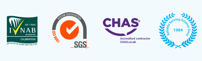 Lab Unlimited Quality Accreditations